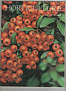 Horticulture magazine- October 1975 (Image1)