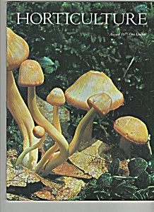 Horticulture magazine-  August 1975 (Image1)