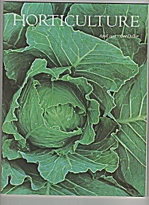 Horticulture - April 1975 (Image1)