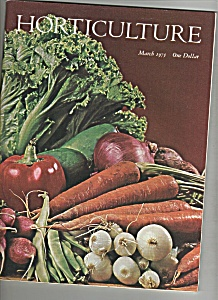 Horticulture - March 1975 (Image1)