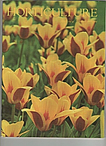 Horticulture - April 1974 (Image1)
