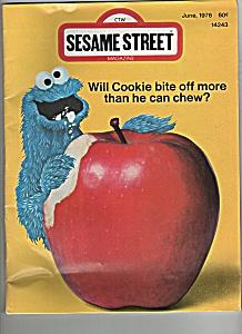 Sesame street -   June 1976 (Image1)