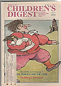 Children's digest - March 1977 (Image1)