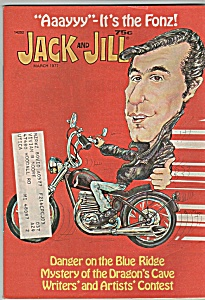 Jack and Jill Magazine - March 1977 (Image1)