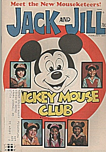 Jack and Jill Magazine -  February 1977 (Image1)