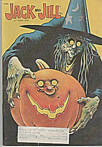 Jack And Jill Magazine- October 1976