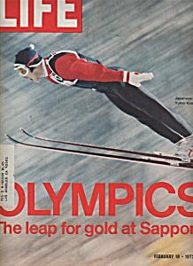 Life Magazine- February 18, 1972 (Image1)