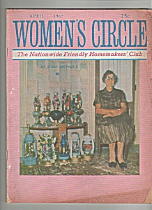Women's circle magazine- April 1967 (Image1)