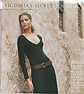 Victoria's secret look book  - summer 2001 (Image1)