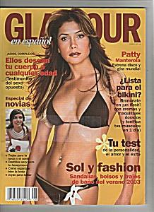 Glamour - en Espanol magazine -  June 2003 (Image1)