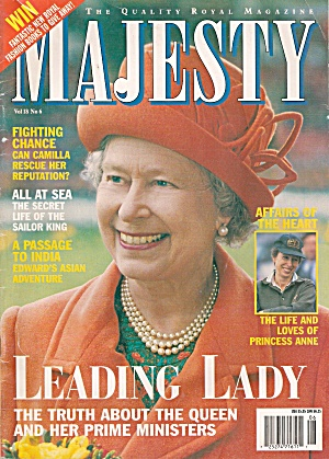 Majesty Magazine - June 6, 1997