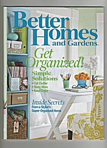 Better Homes & Gardens -  January 2008 (Image1)
