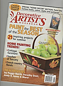 Decorative Artist's workbook - August 2005 (Image1)