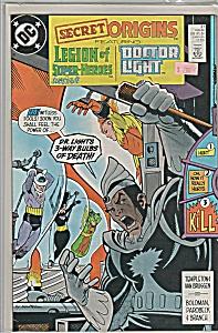 SECRET OF ORIGINS - FEATURING lEGION OF SUPER HEROES (Image1)