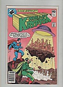 World of Krypton comic -  August No. 2 (Image1)