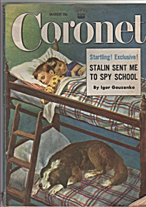 Coronet magazine- March 1953 (Image1)