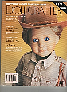 Doll Crafter magazine - March 1996 (Image1)