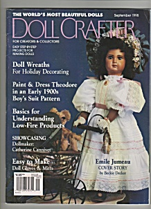 Doll Crafter Magazine -  September 1998 (Image1)