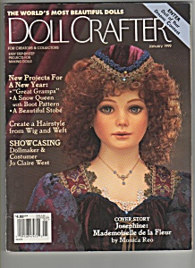 Doll Crafter magazine- December 1998 (Image1)