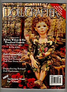 Doll Crafter Magazine -  February 1999 (Image1)