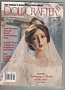 Doll Crafter magazine - June 1999 (Image1)