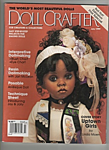 Doll Crafter Magazine - July 1999 (Image1)