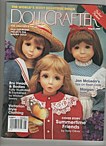 Doll Crafter Magazine - August 1999 (Image1)