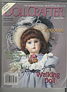 Doll Crafter Magazine - Octpber 2002 (Image1)