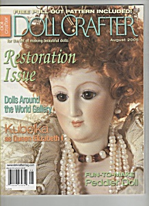 Doll Crafter magazine - November 2003 (Image1)