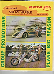 International Show car association  magazine -  1975 (Image1)