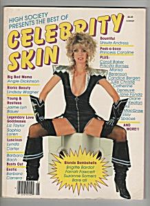 Celebrity Skin Magazine 1981 Men S Magazines At Joe S