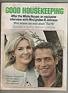 Good Housekeeping - February 1969 (Image1)