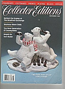 Collector Editions magazine- November 1995 (Image1)