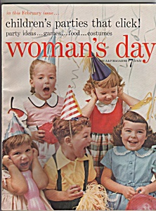 Woman's Day February 1955 (Image1)