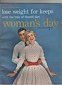 Woman's Day - January 1955 (Image1)