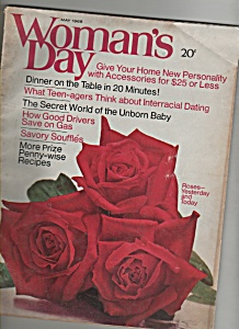 Woman's Day - May 1968