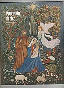 Pocelain Artist -  December 1979 (Image1)
