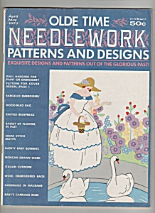 Olde time needlework patterns and designs -  1973 (Image1)