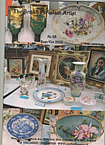 The British Porcelain Artist - Sept.,/Oct. 2003 (Image1)