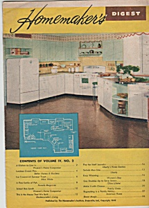 (1) Modern household Hints   (2) Homemaker's digest (Image1)