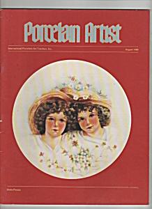 Porcelain Artist  - Occtober 1985 (Image1)