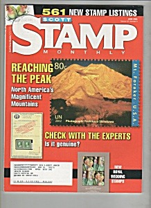Scott Stamp Monthly magazine   June 2005 (Image1)