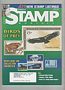 Scott Stamp monthly magazine - August  2005 (Image1)
