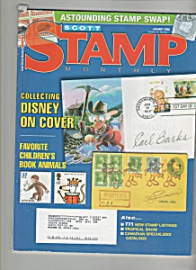 Scott Stamp Monthly -January 2006 (Image1)