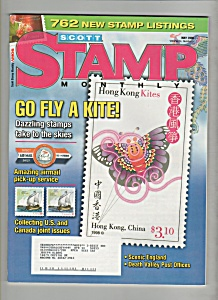 Scott  stamp monthly magazine - May 2006 (Image1)