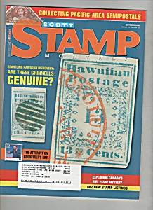Scott Stamp Monthly magazine - October 2006 (Image1)