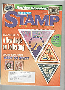 Scott stamp monthly magazine - April 2007 (Image1)