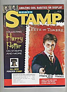 Scott stamp monthly magazine - June 2007 (Image1)
