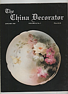 The China Decorator - January 1987 (Image1)