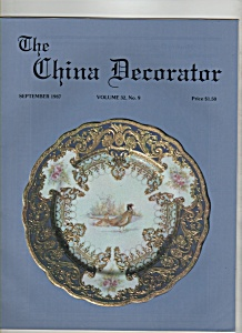 The China Decorator - Sep[tember 1987